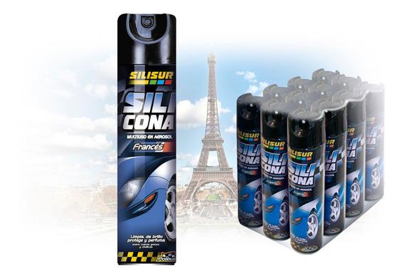 Silicona Multiuso Perfumada Silisur 260g Pack 12u Francés