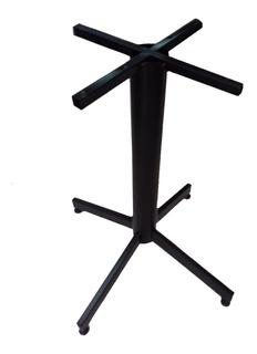 Pedestal Base Para Mesa Estándar De Comedor, Cafetería, Bar