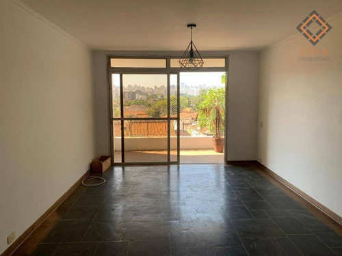 Imagem 1 de 21 de Apartamento Para Compra Com 4 Quartos E 2 Vagas Localizado Na Vila Nova Conceição - Ap54626
