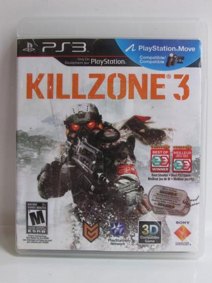 Killzone 3 - Game Play 3 Original Completo Americano