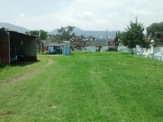 Terreno En Venta En Santa Cruz Tlapacoya