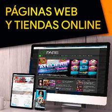 Pagina Diseño Portal Web Tiendas Virtuales Autoadministrable