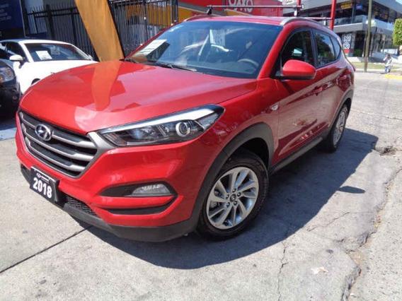 Hyundai Tucson 5p Gls Premium L4/2.0 Aut