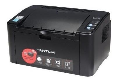 Impresora Monocromatica Laser Pantum P2506w