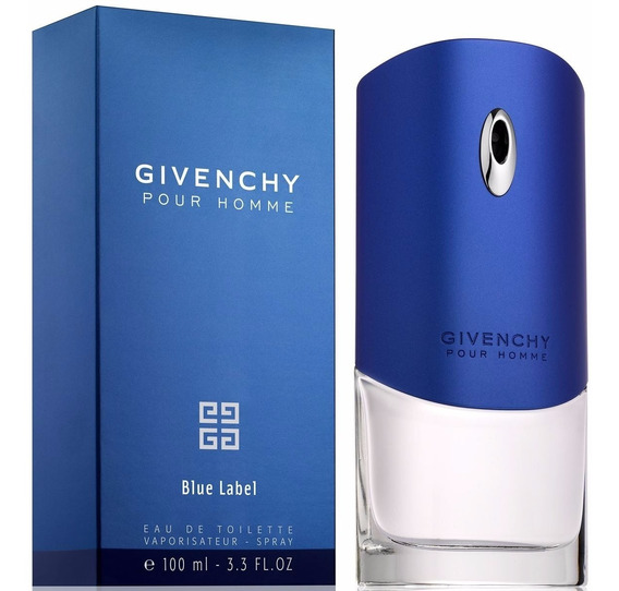 Perfume Givenchy Blue Label 100 Ml Masculino Original