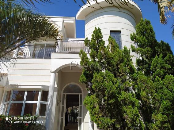 Casa Á Venda E Para Aluguel Em Loteamento Alphaville Campinas - Ca022836
