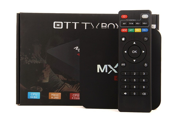Conversor Android 4k Tv Box Quadcore