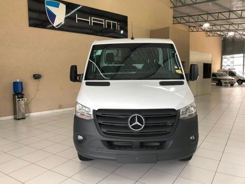 Mercedes-benz Sprinter Chassi 314 Street Longo