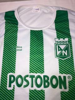 Camisa Do Clube Atlético Nacional De Medellin Torcida