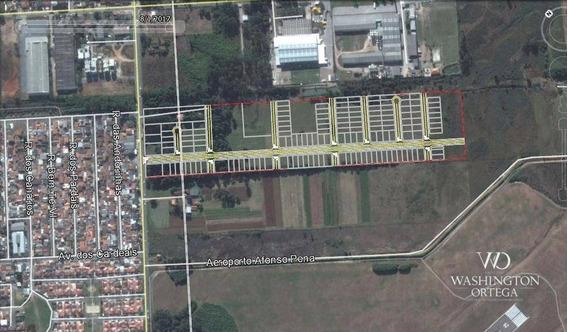 Terreno À Venda, 360 M² Por R$ 222.000,00 - Aviação - São José Dos Pinhais/pr - Te0165