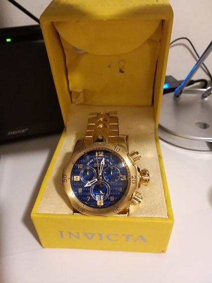 Relógio Invicta Venom 17635 Pouquíssimo Usado , Original