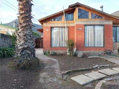 Hermosa Casa Con Terreno Hijuelas