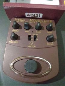Pedal Behringer Adi21 V-tone Acoustic Driver Di