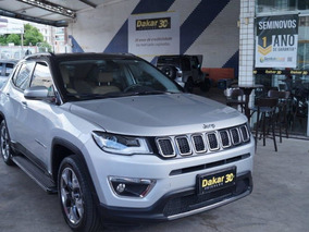 Jeep Compass Limited 2.0 4x2 Flex 16v Aut 2017 2500km