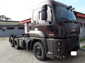 Ford Cargo 2842 6x2 Ano 2013/2013 Baixo Km!!!