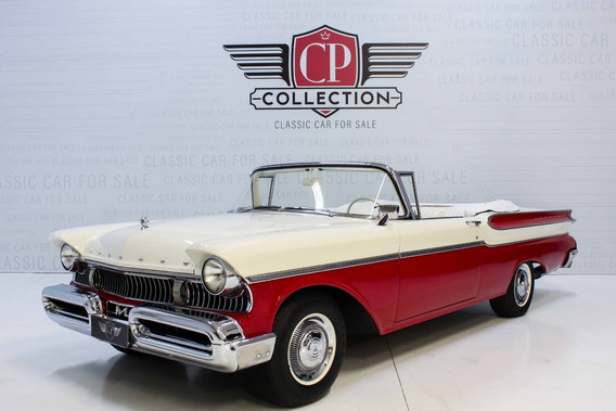 Mercury Monterey Tag Ford Skyliner Eight Impala Bel Air Gm