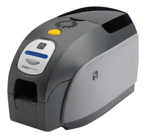 Impresora De Carnets Zebra Pvc Modelo Zxp31