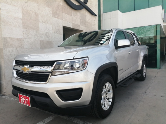 Chevrolet Colorado Doble Cabina 2017