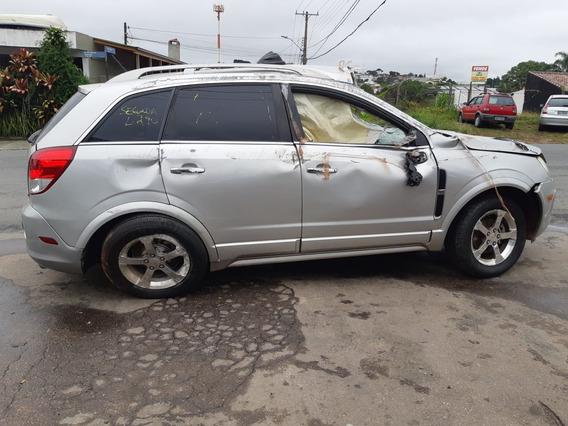 Chevrolet Captiva V6 2008 Sucata Para Peças