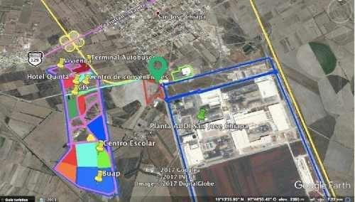 Bodega Industrial En Renta En San José Chiapa (planta Audi) Puebla.