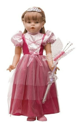 Muñeca Julieta Princesa Cariñito Original Juguetes Nenas
