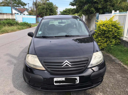 Citroën C3 2004 1.6 16v Glx 5p