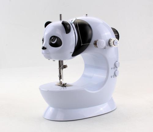 Maquina De Coser Mini Portatil Principiantes Arreglos Casero