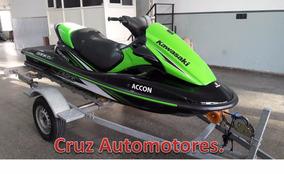 Moto De Agua Kawasaki Stx 215f Financio/permuto Auto,moto.