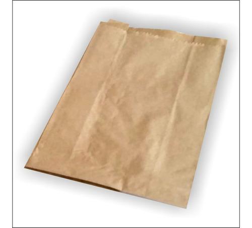 Bolsa Marron De 16 X 22 Cm - 1000 Bolsas