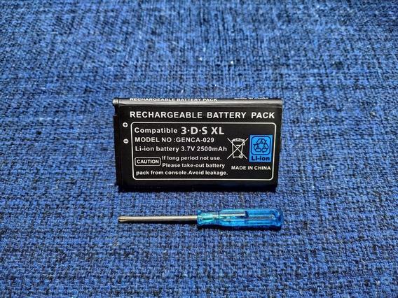 Bateria Nintendo 3ds Xl, New 3ds Xl 2ds Xl Alta Qualidade + Chave Spr-003