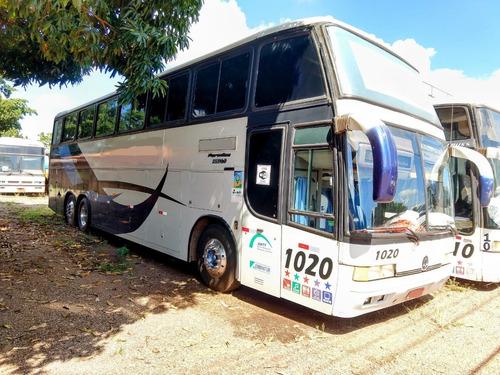 Ônibus Marcopolo Paradiso 1450 Ld Turismo, Convencional K113