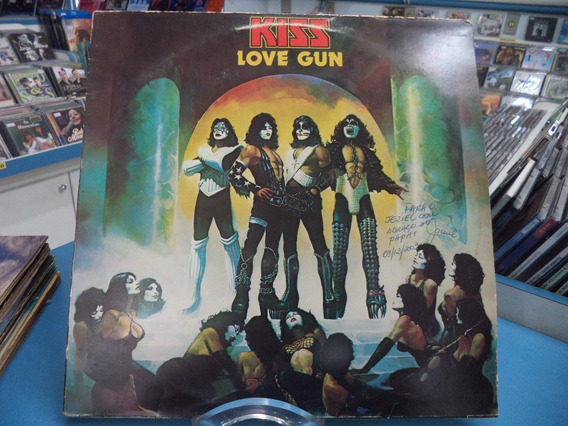 Lp/vinil Kiss Love Gun