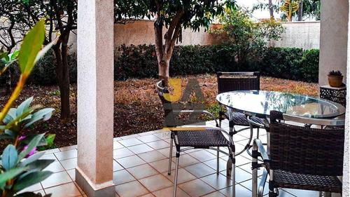 Imagem 1 de 21 de Casa Com 3 Dormitórios À Venda, 153 M² Por R$ 580.000,00 - Condomínio San Remo Ii - Ribeirão Preto/sp - Ca14470
