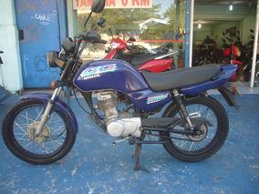 Honda Cg 125 Titan Azul Ano 1996 R$ 3.500