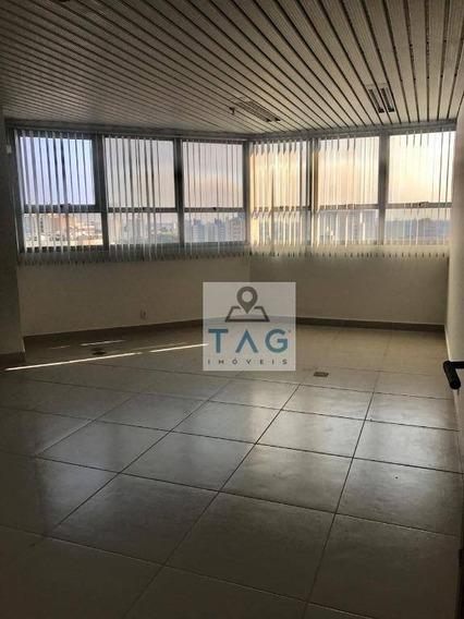 Sala À Venda, 45 M² Por R$ 225.000,00 - Centro - Campinas/sp - Sa0025