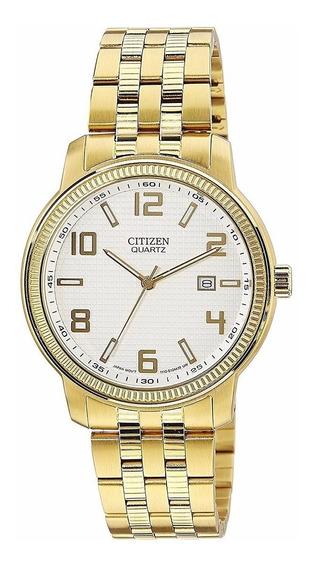Reloj Citizen Dorado Envió Gratis Compra Segura