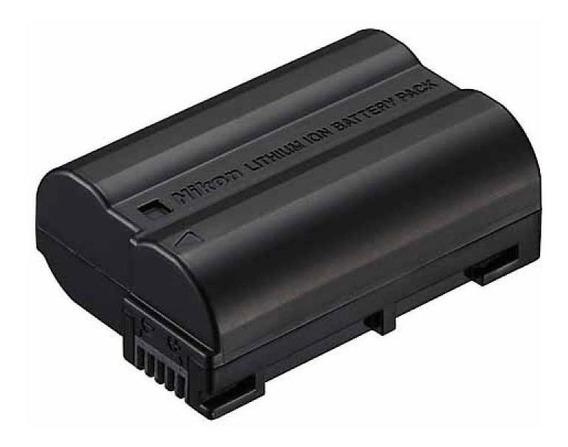 Bateria En-el 15 Paralela Para Nikon