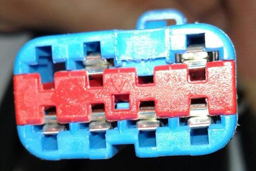 Conector Boton Elevavidrio Ford Fiesta Ecosport Ranger Ka