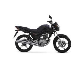 Honda Cg150 New Titan Negro 2018 0km Cg 150 Avant Motos