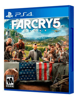 Juego Far Cry 5 Ps4 Disponible Latino