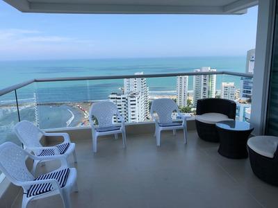 Apartamento Frente Al Mar. Cartagena, El Laguito