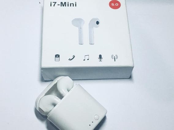 Fone De Ouvido Sem Fio Para iPhone Bluetooth I7mini Tws