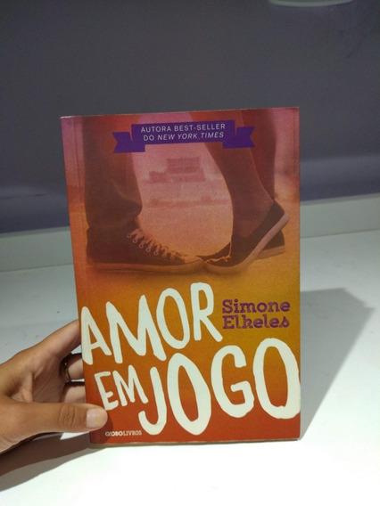 Combo Livros De Romance: Amor Em Jogo, Não Se Apega Não E...