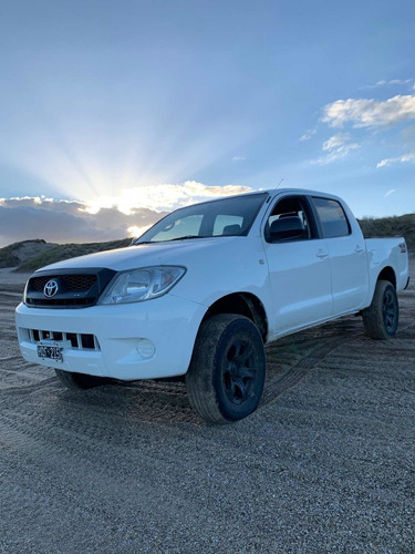 Toyota Hilux 2.5 Dx Pack Cab Doble 4x4 (2009) 2008