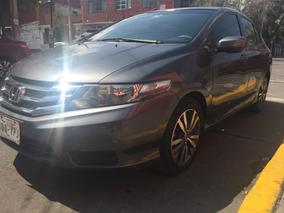 Honda City 1.5 Ex At A Tratar