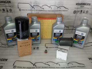Kit De Troca De Oleo Gol G4 1.0 (ccp)