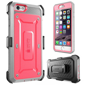Capa Case Rígida iPhone 6 6s 4.7 - Rosa
