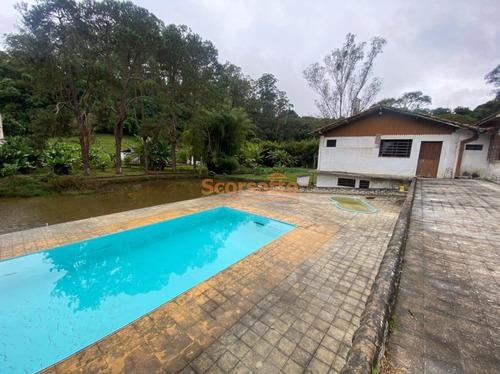 Chácara Para Locação, Embu Mirim, Itapecerica Da Serra/sp - 5807