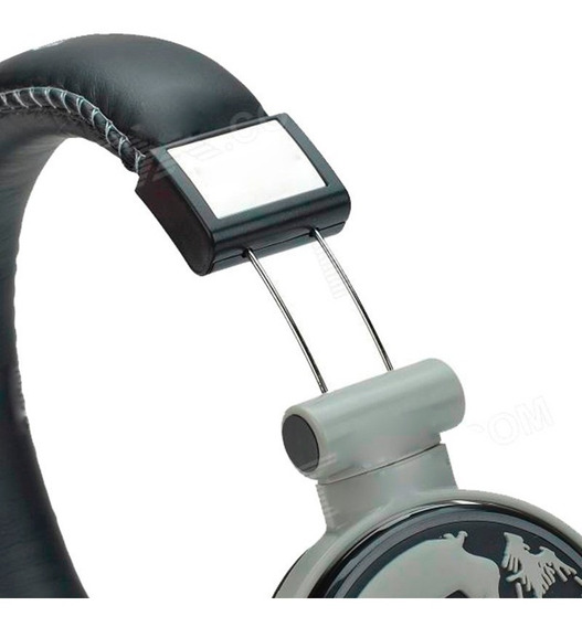 Fone De Ouvido Headphone 3d Skull