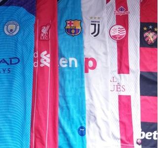 Camisas De Times Brasileiros E Europeus 2019/2020
